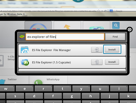 File Explorer Image
