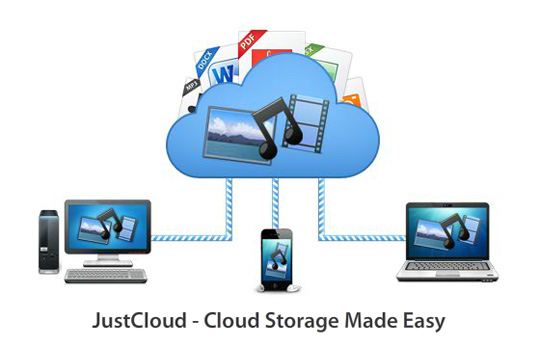 justcloud-free-online-storage.jpg: www.spiderorbit.com/a-list-of-best-online-data-storage-for-business...