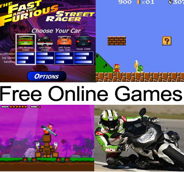 free online games to play
