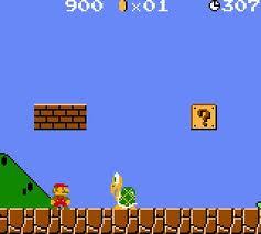 Online Super Mario-spiderorbit