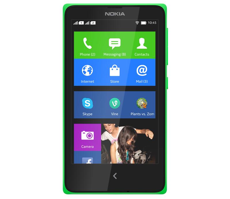 Nokia-X-spiderorbit