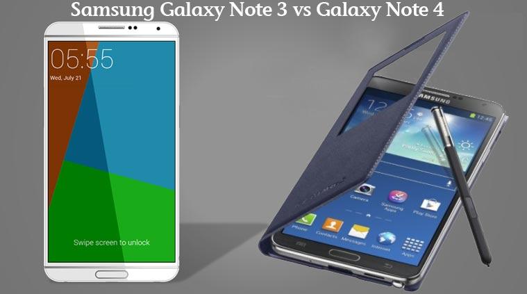 Samsung Galaxy Note 4 vs Galaxy Note 3 |Head to Head