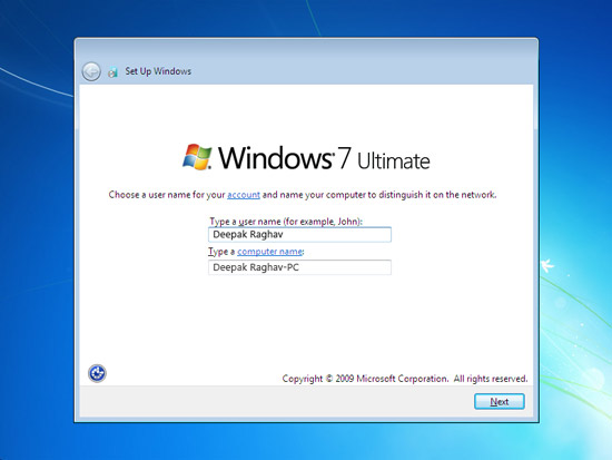 windows 7 ultimate-spiderorbit