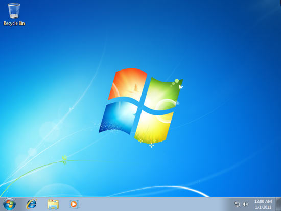 windows 7 home screen-spiderorbit