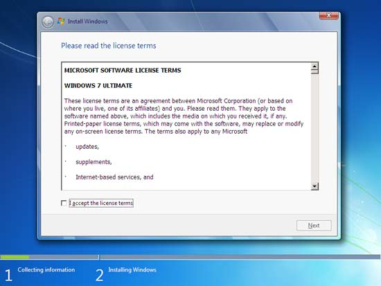 How to load windows 7 on pc-spiderorbit