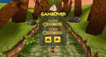 temple jungle run game-spiderorbit