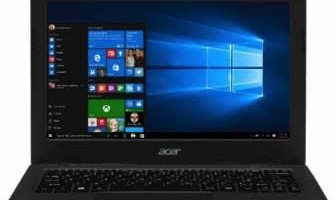 Acer Aspire One Cloudbook 11 (AO1-131-C7DW) Netbook-spiderorbit