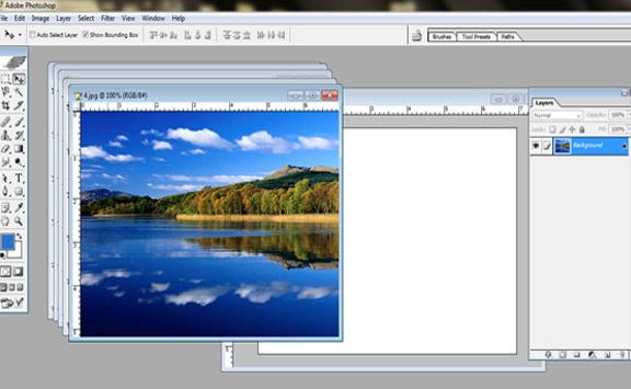 Drag Images In Photoshop-spiderorbit