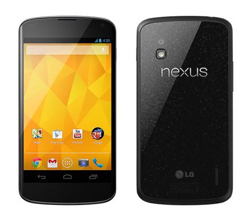 LG Google Nexus -spiderorbit