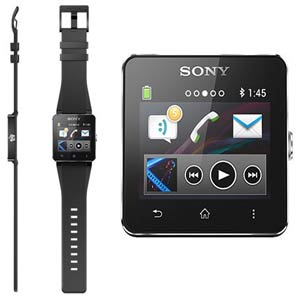 Sony SmartWatch 2-Spiderorbit