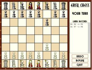 Easy Chess-spiderorbit