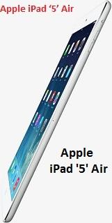 Apple iPad Air design-spiderorbit