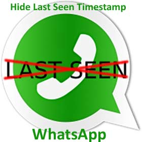 how to show last seen on whatsapp android