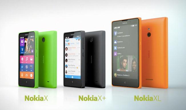 Nokia X Series Android Based Phones-spiderorbit