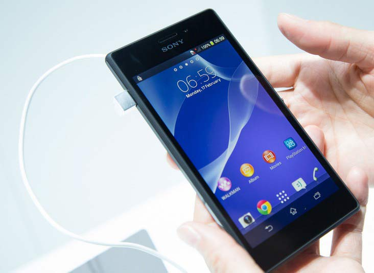 Sony Xperia M, All on The New Smartphone Jelly Bean by Sony
