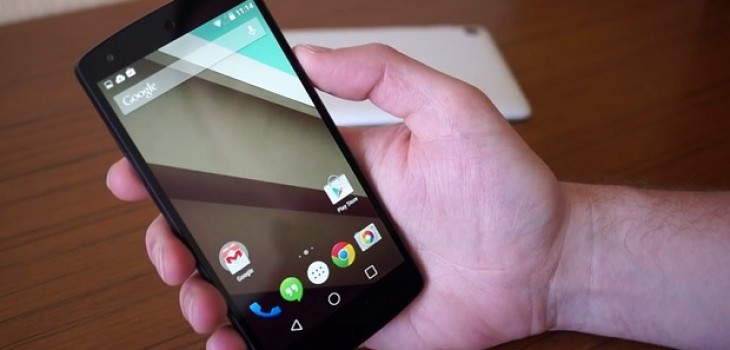 Android-L-spiderorbit